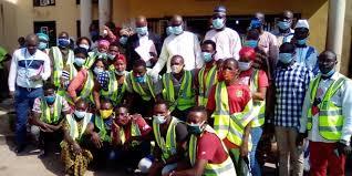 atelier de formation qu'a organisé le Bureau international du travail à Yaoundé le 19 novembre 2020