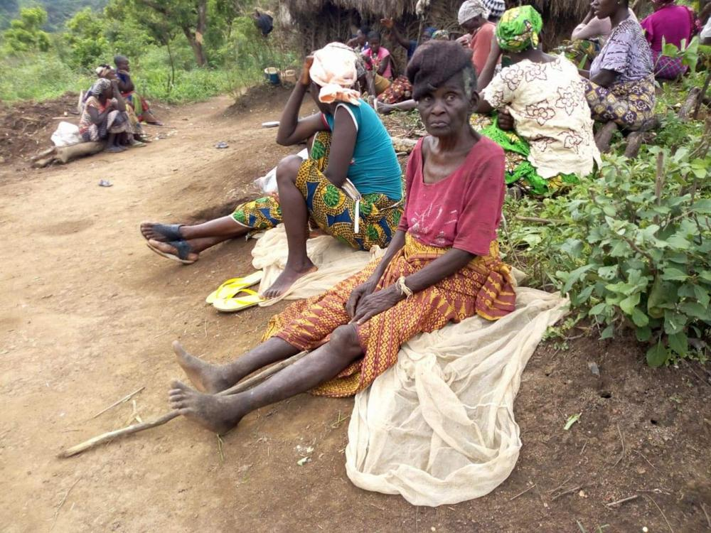 Internally Displaced persons of the Anglophone zones