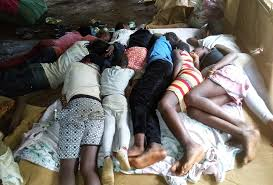 Internally Displaced children of the Anglophone zones