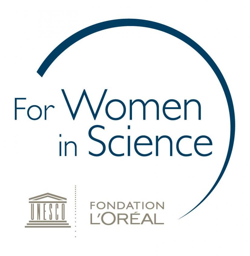 L'Oreal-Unesco 2020 for Women in Science International Prize
