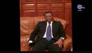 Professor Maurice Kamto under house arrest