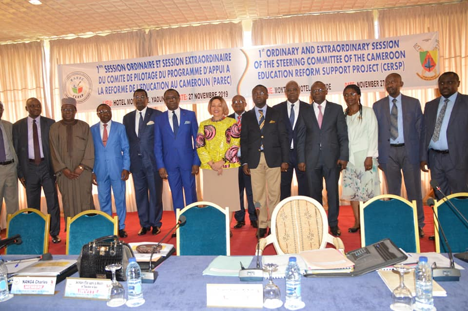 World Bank and the Education Reform in Cameroon - GPE