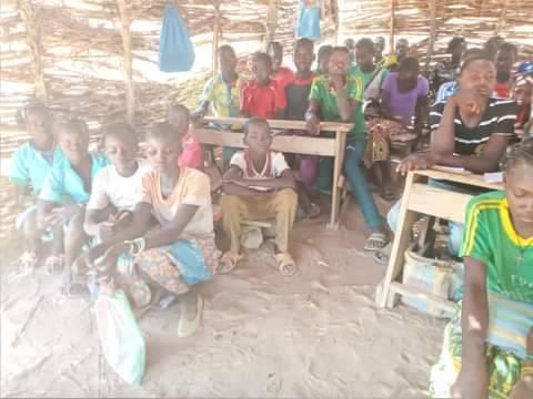 Yameda government school in Lagdo Sub Division