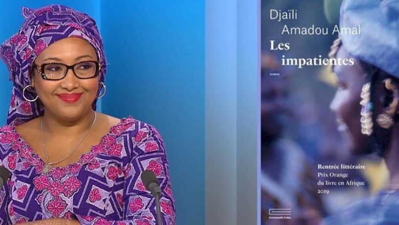 Cameroonian Djaili Amal Becomes Winner of Prix Goncourt des lycéens in France