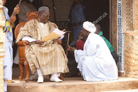 Foumban Sultan Ibrahim Mbombo Njoya