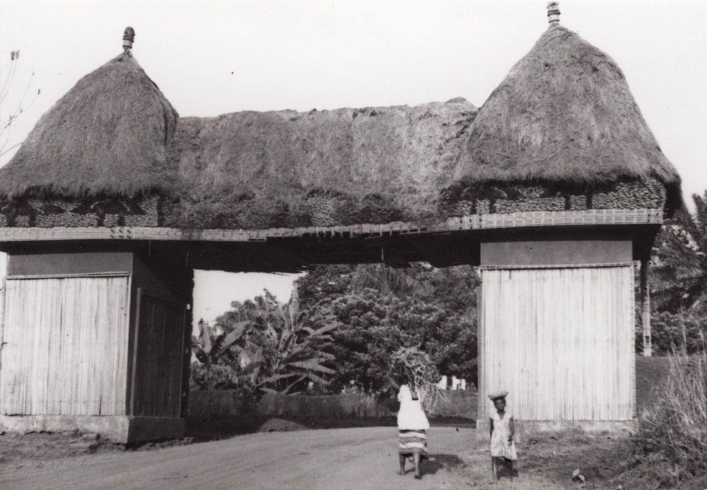 foumban historic gateway