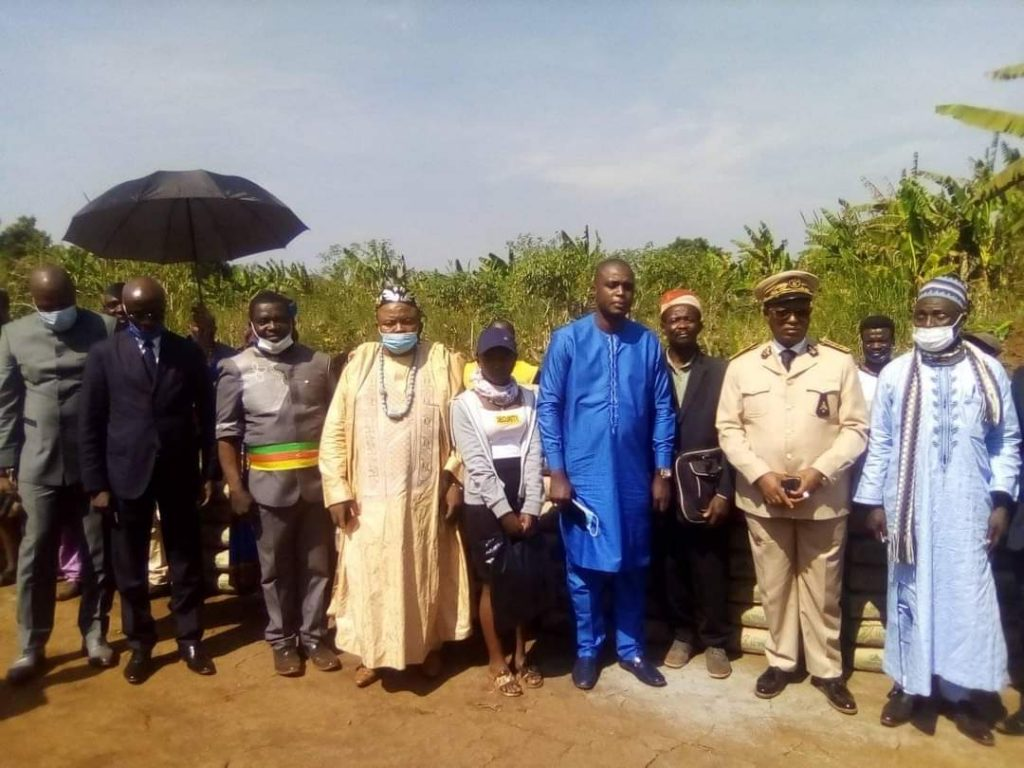 Cameroon: Some Survivors of Ngouache Landslide Symbolically Relocated
