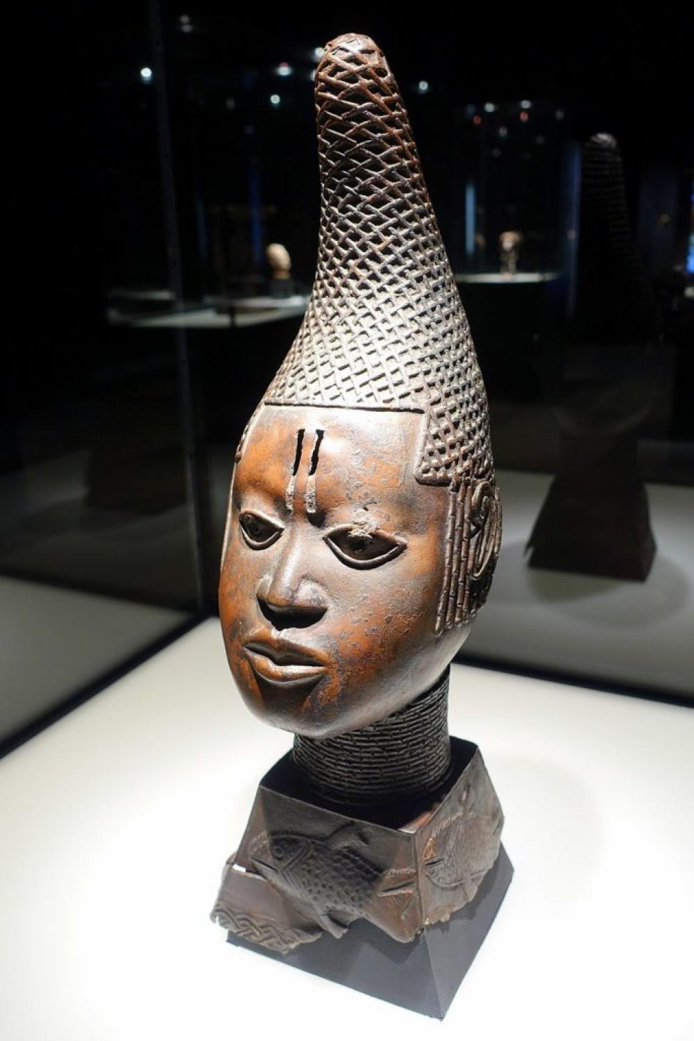 Looted Benin Bronzes