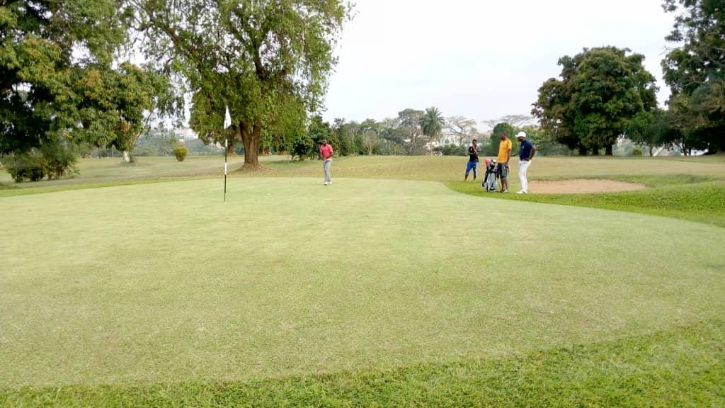 Cameroon: Zimbabwe's Mapwanya Grabs Sixth Trophy at Open Golf Charity Elessa Lothin-Sen Foundation