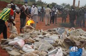 Custom destroys uncertified products