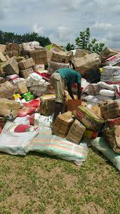 Cameroon: Custom Officials Present 40 tons of Uncertified Goods Seized in Douala