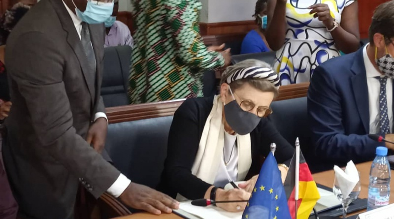 Cameroon: MINEPAT Signs CFAF 33Billion Grant from Germany to Finance Developmental Projects
