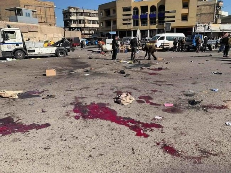 Over 20 Killed, 40 Wounded in suicide bombings in Baghdad