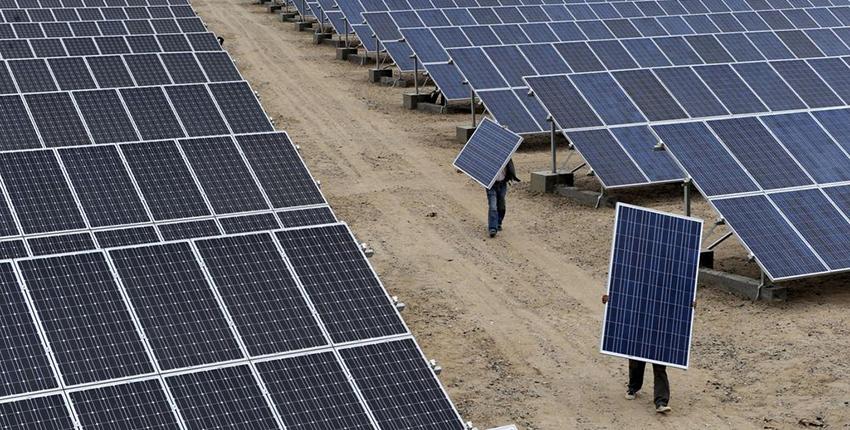 Guider, Maroua Solar Power Plants
