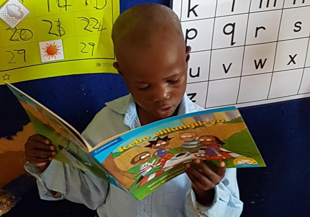 African children's books on sustainability and equality to be highlighted in SDG book Club.
