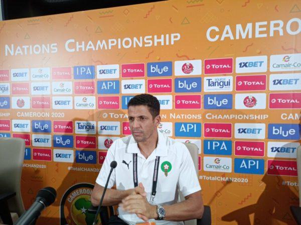 Moroccan Coach-HAN Cameroon