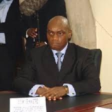 Minister Henry Eyebe Ayissi