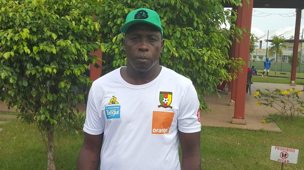 Coach Christophe Ousmanou