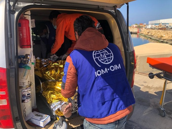 Cameroonians Constitute Higher Percentage in Rescued 95% Migrants in Libya