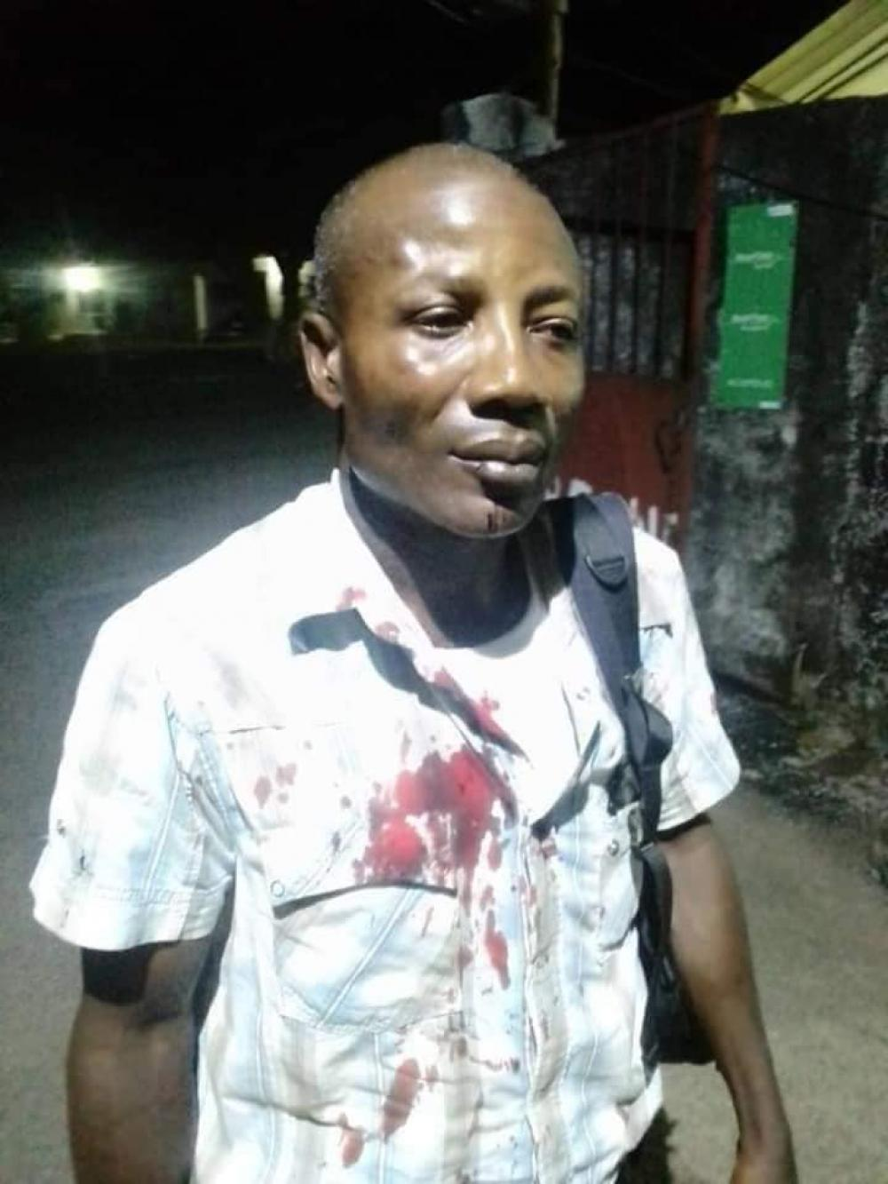 GBHS Kribi: Journalist almost Traded Own Life for Interview on Leaked Sex tape