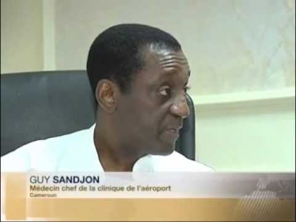 Dr Guy Sandjon
