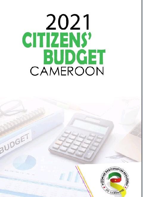 Cameroon 2021Citizen's Budget