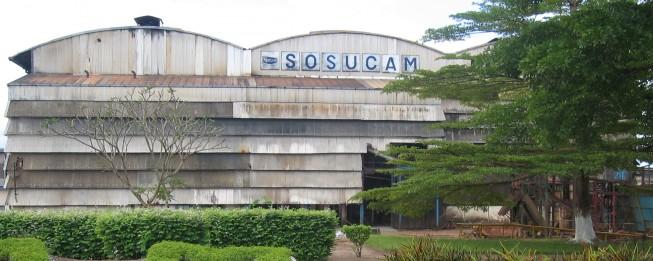 SOSUCAM's (Société Sucrière du Cameroun)