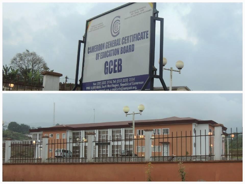 GCE Board building in Buea