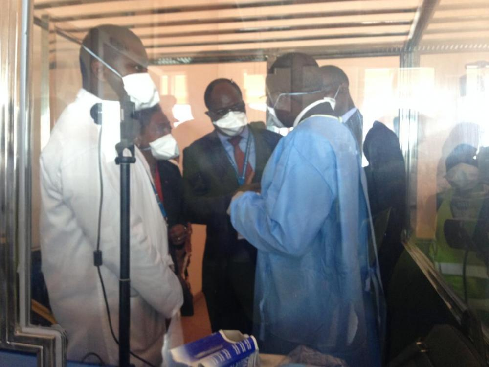 Cameroon; measures Against COVID-19