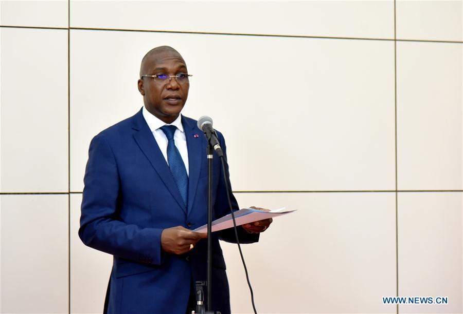Cameroon Health Minister, Manauda Malachie